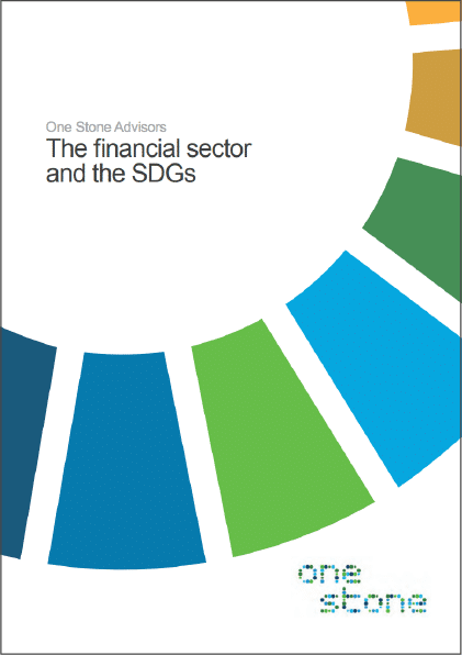 The financial sector and the SDGs