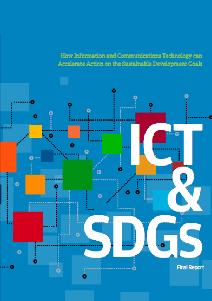 Why is ICT key to sustainability?