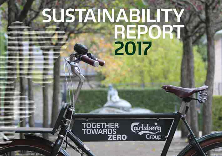 Can sustainability reports actually be fun?